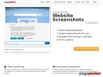 BIS Katalog - strony internetowe